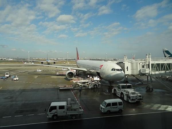 2014年12月 アシアナ航空 OZ1055 搭乗記
