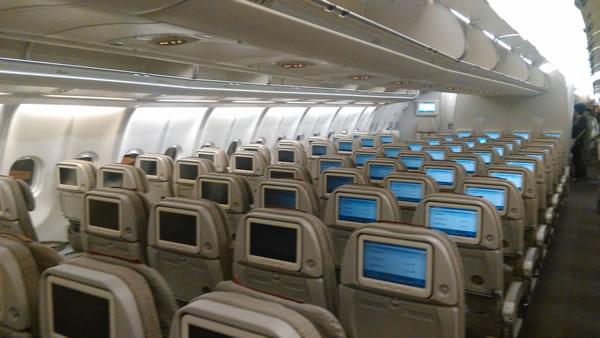 2015年9月 アシアナ航空 OZ1065 搭乗記