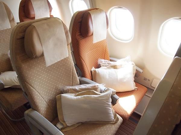 2014年5月 シンガポール航空 SQ631 搭乗記
