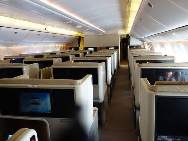 2016年5月 シンガポール航空 SQ631 搭乗記