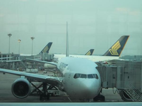 2014年10月 シンガポール航空 SQ632 搭乗記