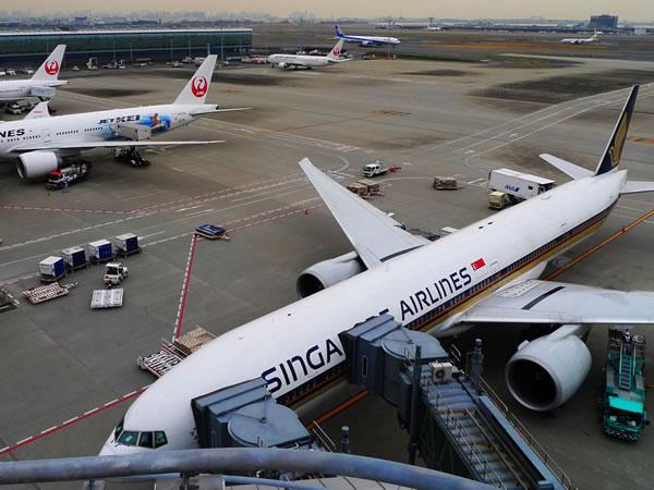 2016年3月 シンガポール航空 SQ632 搭乗記