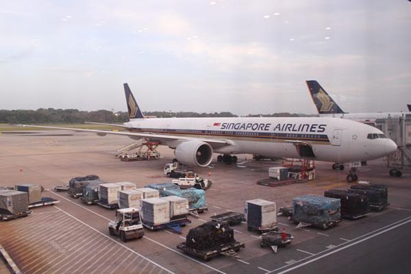 2016年2月 シンガポール航空 SQ632 搭乗記