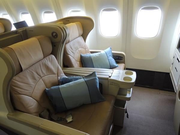 2013年1月 シンガポール航空 SQ634 搭乗記