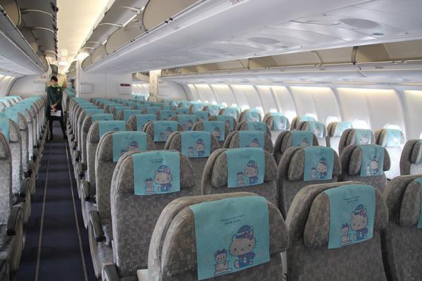 2015年12月 エバー航空 BR189 搭乗記