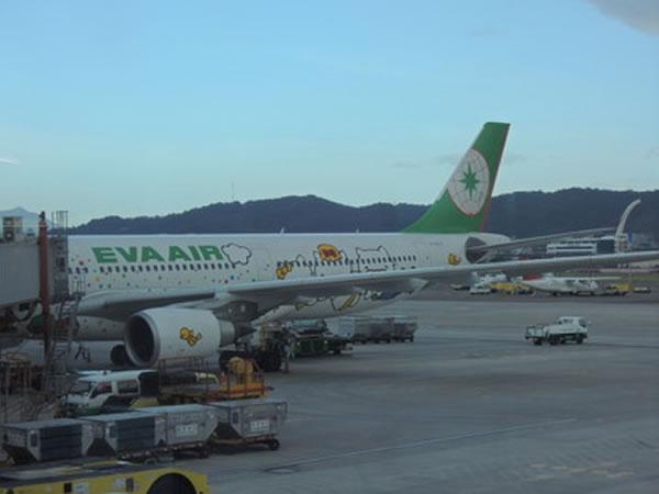 2014年1月 エバー航空 BR192 搭乗記
