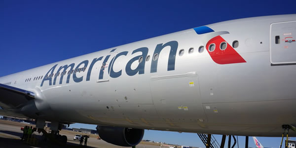アメリカン航空 2月20日からニューヨーク線就航