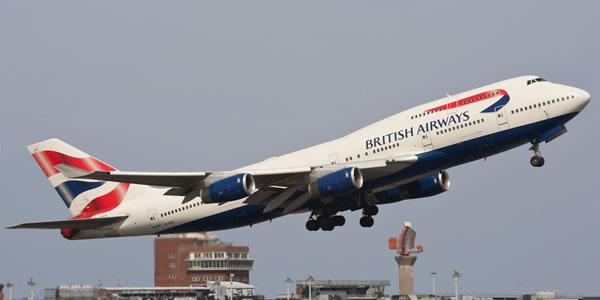 ブリティッシュ・エアウェイズ 2月20日からロンドン線就航