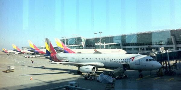 アシアナ航空 羽田-仁川(ソウル)線をデイリー運航に増便