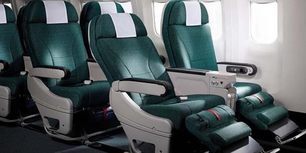 キャセイパシフィック航空 プレミアム・エコノミークラスを設定