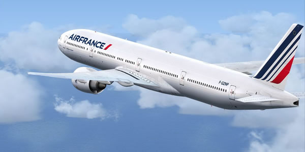 エールフランス 羽田-パリ シャルル・ド・ゴール線を新規開設 就航