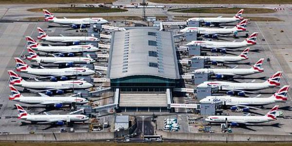 ロンドン ヒースロー空港