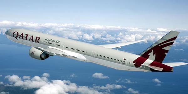 カタール航空 B787